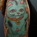 Lisa's very lucky cat by Filip Leu