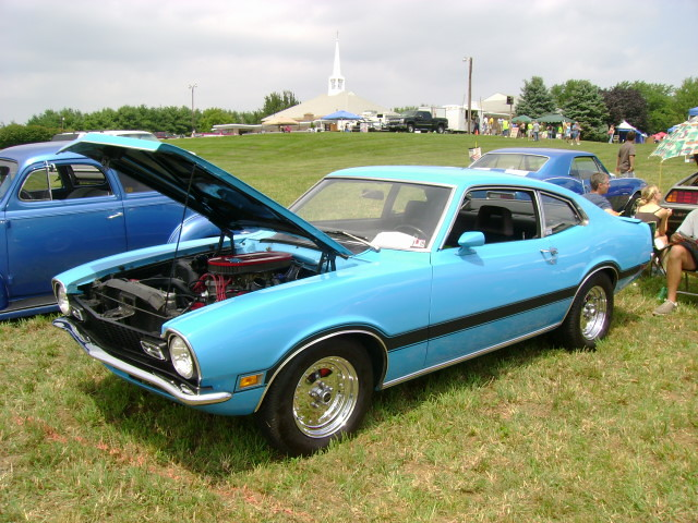 1971 Ford Maverick Grabber I M Guessing At The Year The
