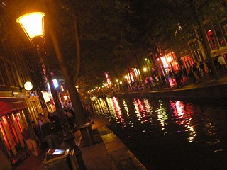 Canal in red light district | by manuel | MC