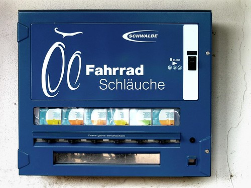 Biketube Vending Machine Cologne | by Martin Terber
