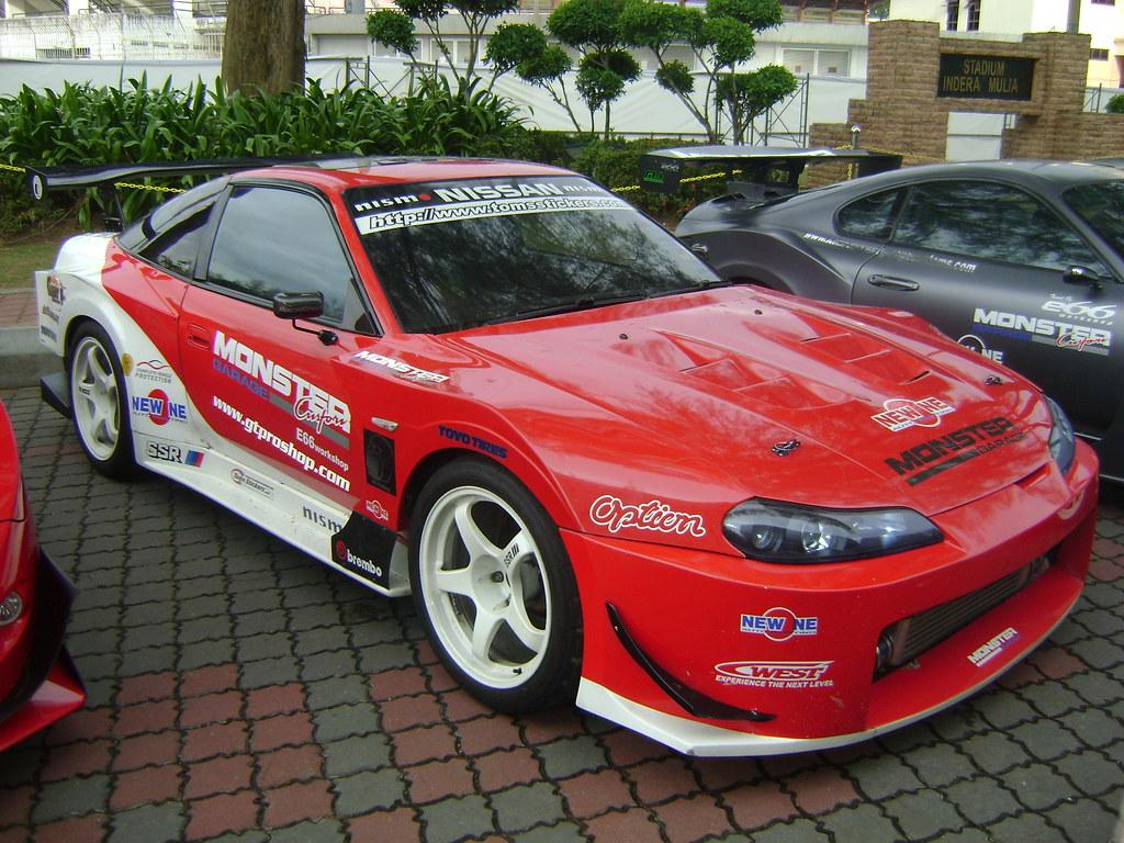 Full Throttle Evolusi Kl Drift Car Front Full Thr Flickr