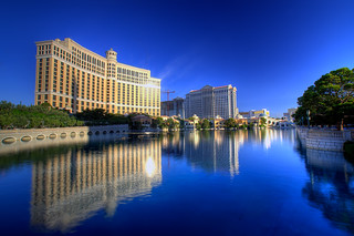 Bellagio Reflection | by bigpixelpusher