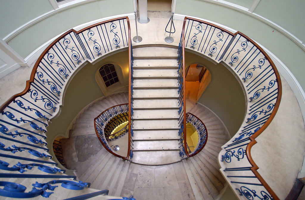 The Nelson Stair - Somerset House - London | View On Black ...