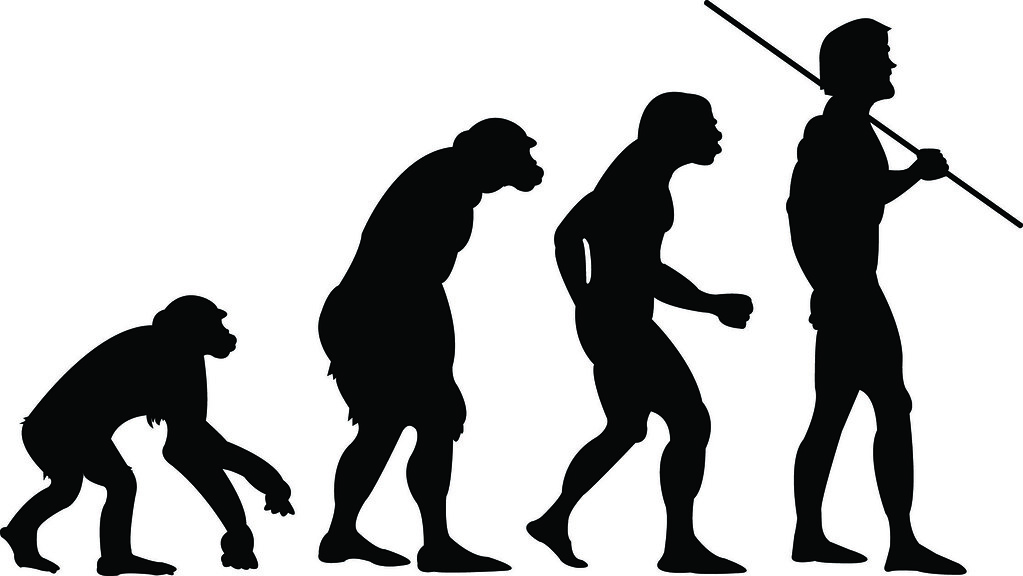 Human Evolution? | Bryan Wright | Flickr