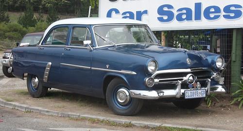 1952 ford customline v8 flickr photo sharing for 1952 ford customline 2 door