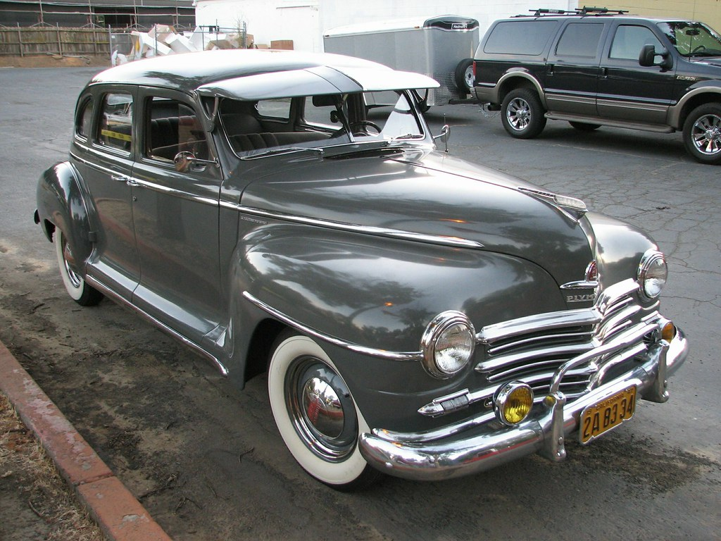 1947 plymouth 4 door sedan 39 2a 83 34 39 2 jack snell flickr for 1947 plymouth 2 door coupe