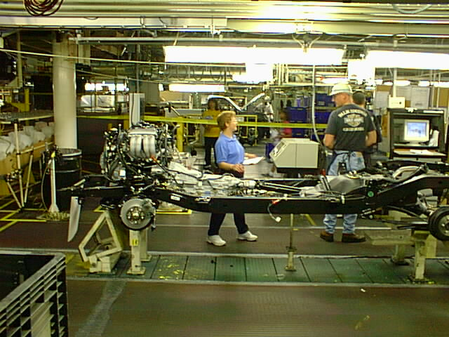 Nummi65 Nummi Assembly Plant Tour Fremont Ca 2000 Flickr