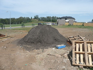 Big Pile of Soil for Garden | by The Hennessys