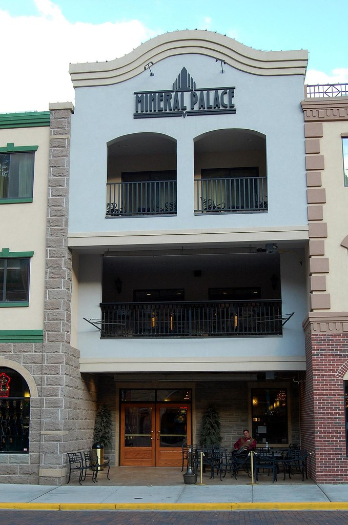 Mineral Palace Deadwood