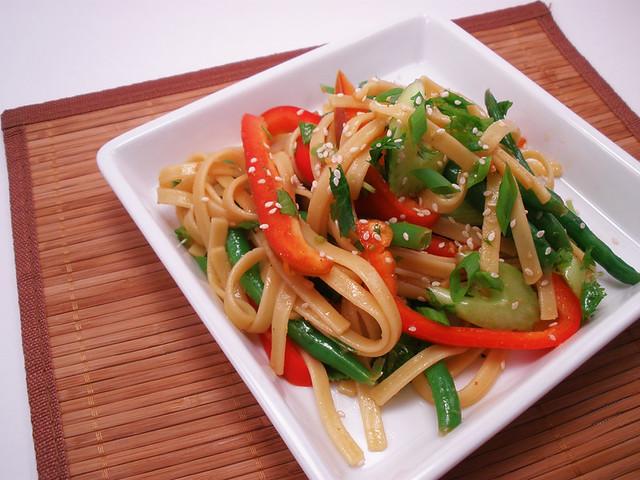 Asian Green Bean Salad  Asian Green Bean Salad By -8852