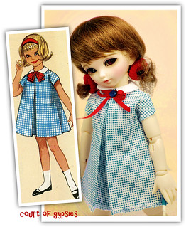 I♥Vintage Patterns | by Atomic Blythe