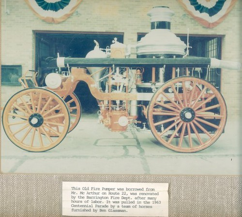 Barrington (IL) Fire Department | by Barrington Area Library Local History