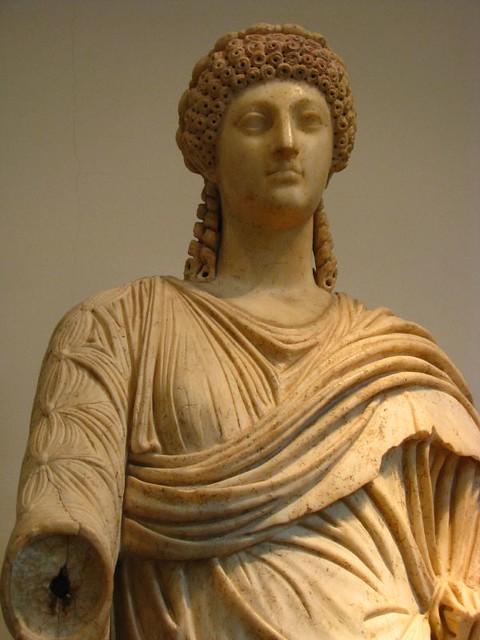 Statue probably... Emperor Nero Statue