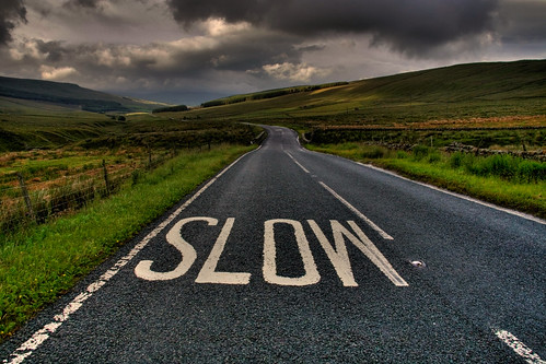 Slow Down .......You Clown!! | by fatboyke (Luc)