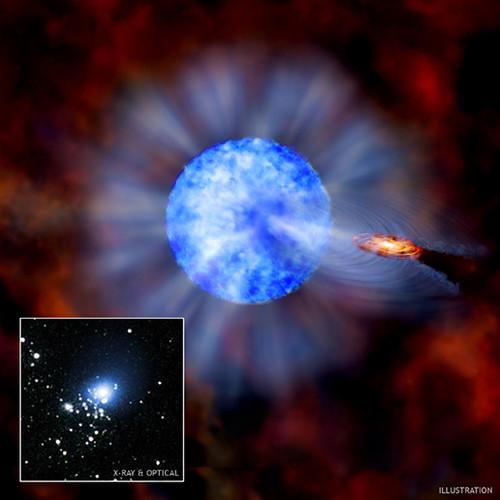 nearby black holes - photo #16