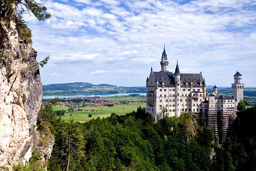 Neuschwanstein | by Ben_H_