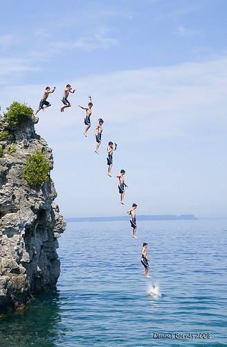 Cliff Jumping Flickr Photo Sharing
