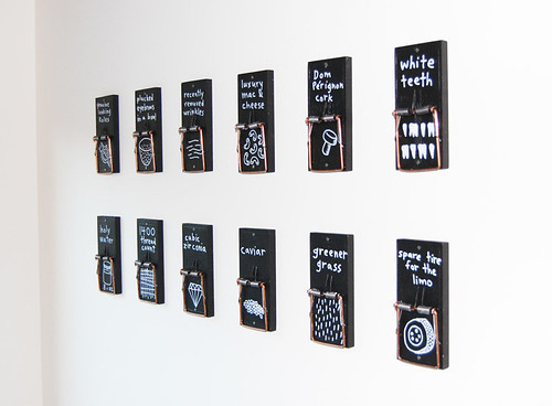 trappings - installation view | by Marc Johns
