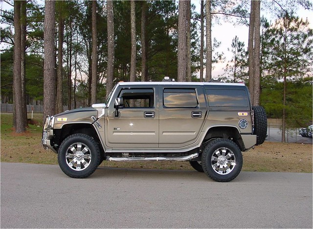 Scx Hummer H2 Fascia Parts Paint Chrome And Interior Pac Flickr