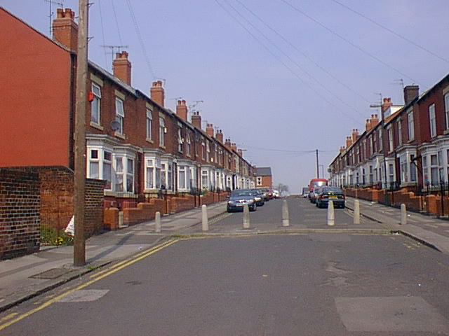 Terms Of Use >> Sheffield - Low Class Residential (Inner City) | IGCSE/GCSE … | Flickr