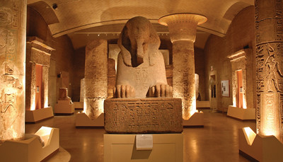 an appreciation of the statue of ramesses ii at the university of pennsylvania museum of archaeology Penn museum object 69-29-1 - statue  ramesses ii  expedition: the  magazine of the university of pennsylvania museum of archaeology and  anthropology.