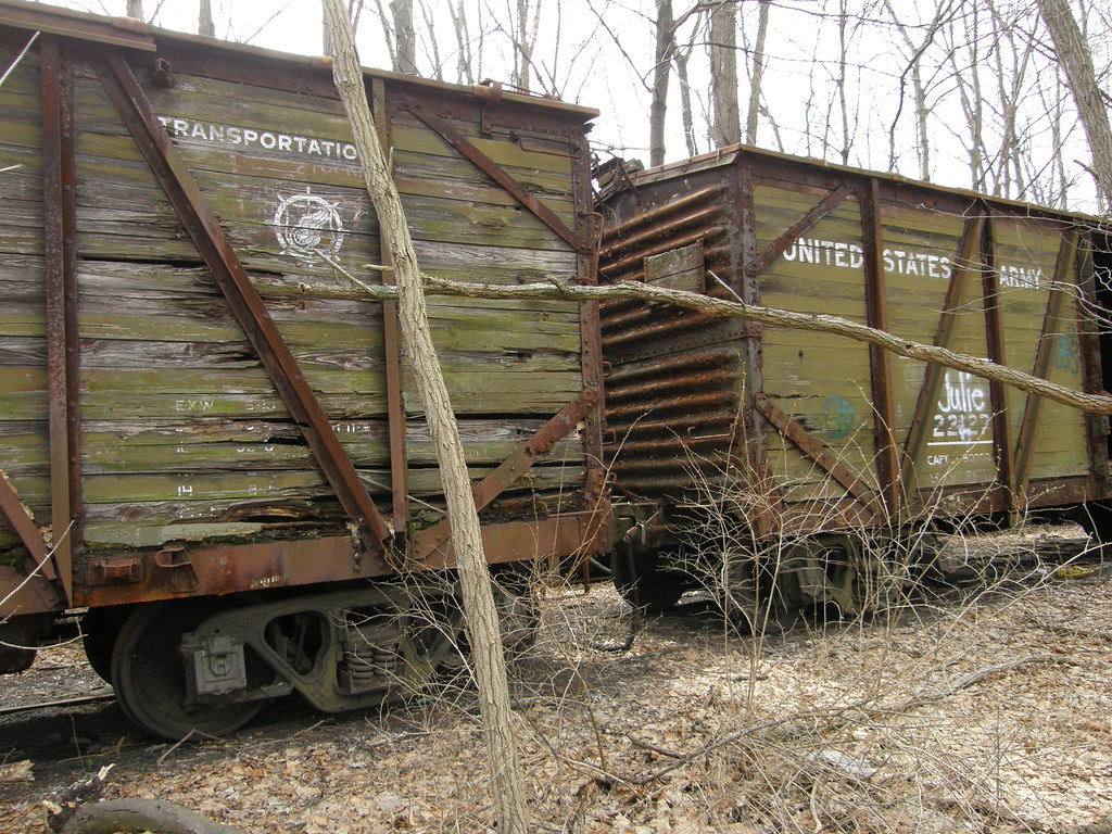 Old Railroad Cars For Sale In Texas