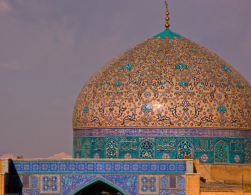 Dome of Sheikh Lotfallah Mosque | by afshinrattansi