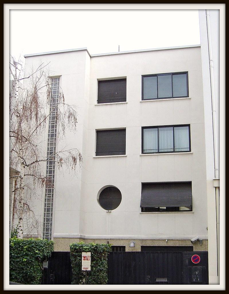 villa niermans 1935 boulogne billancourt architecte je flickr. Black Bedroom Furniture Sets. Home Design Ideas