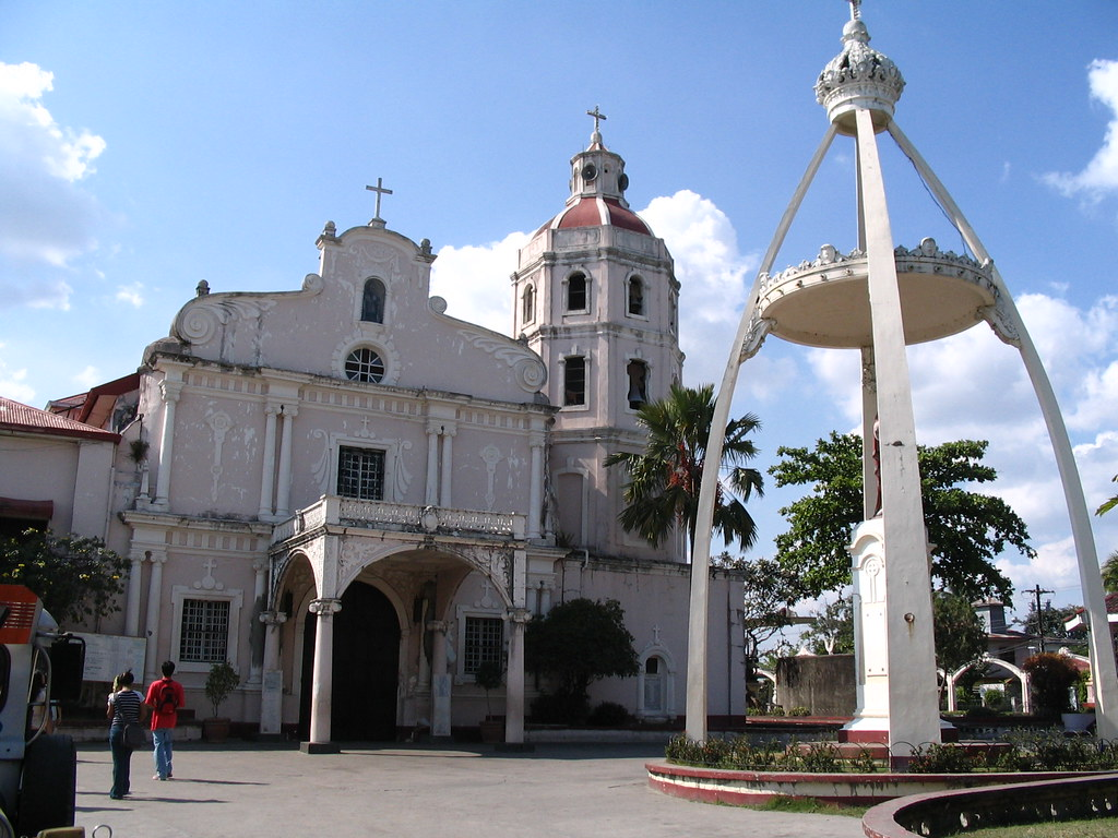 Betis Church, Pampanga Philippines | Franz Allan Rodriguez ...