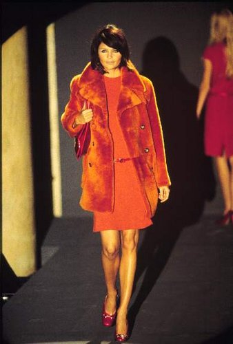 tom ford for gucci fall 1995 debut collection bernie