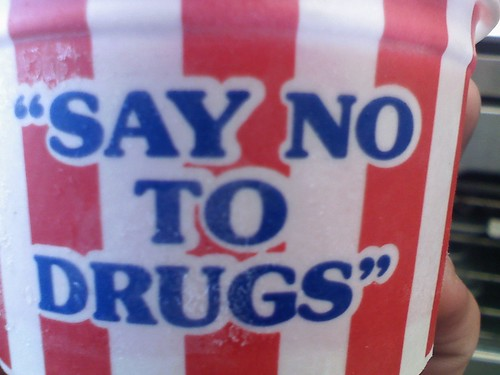 say no to drugs | by mindclouder