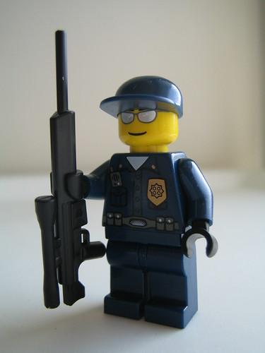 lego police videos