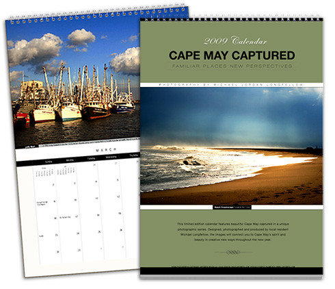 2009 Cape May Captured Linen Calendar Of Some Of My Favori Flickr