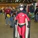 Robin costume at BCC