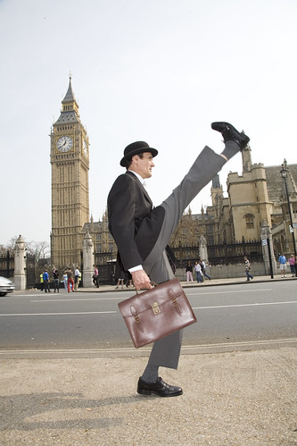 Silly Walks - Big Ben | by Edmond Wells