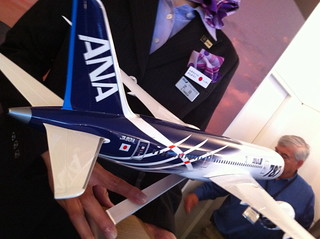 ANA officially unveils special 787 colors | by Jon Ostrower