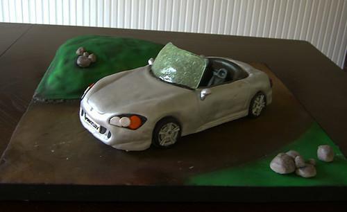 New Honda S2000 >> Honda S2000 Convertible - Side   Crazy Cake Lady   Flickr