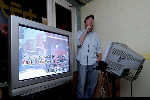 Drew, Karaoke in Kyoto | by syvwlch