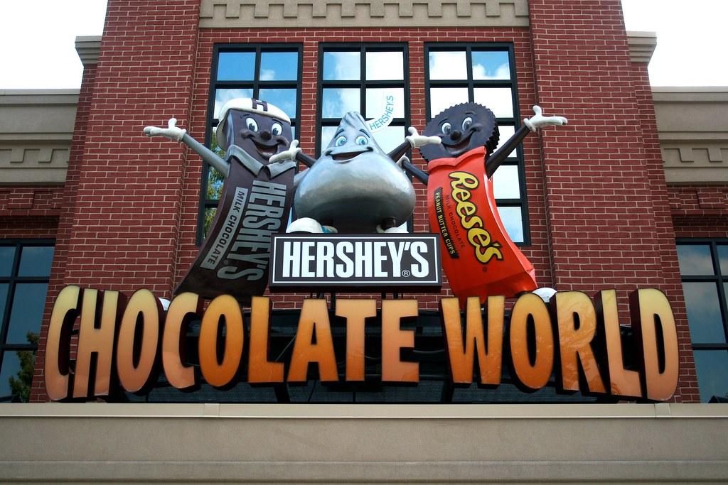 Hershey Chocolate Factory Hershey Pa