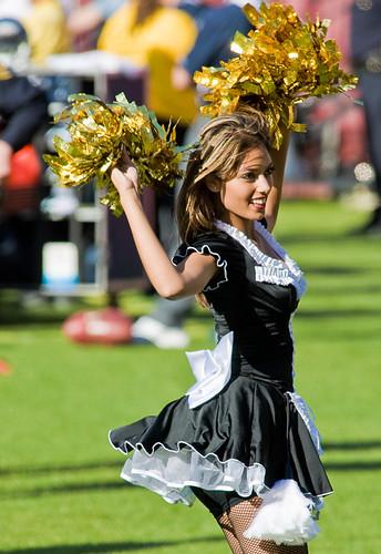 49ers Halloween Cheerleader | Flickr - Photo Sharing!