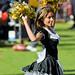 49ers Halloween Cheerleader