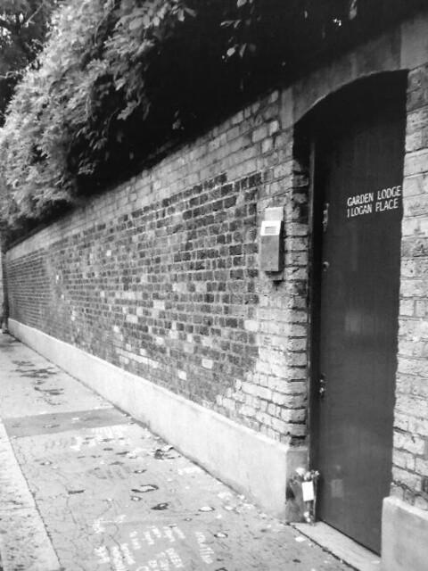 Freddie Mercury Garden Lodge | 1 Logan Place | Yukikari ...