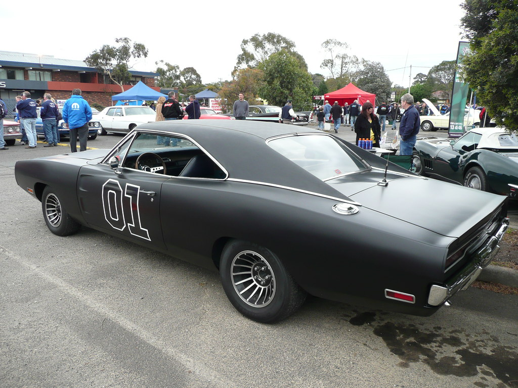 1970 Dodge Charger An Interesting Version Of The General
