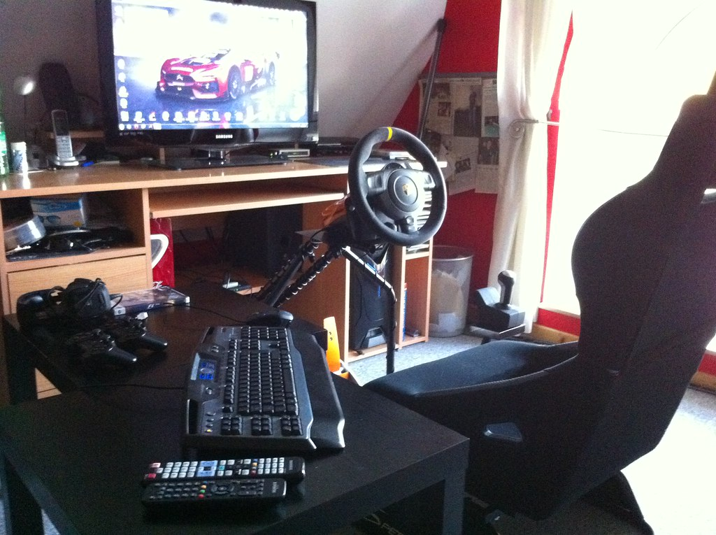 fanatec gt3 rs v2 und speedmaster v2 0 aber auch nicht flickr. Black Bedroom Furniture Sets. Home Design Ideas