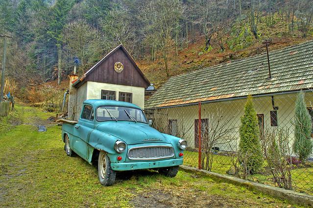 Koda Octavia Pick Up Jan Dudas Flickr