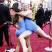 Oscar 2007, Slow motion exotic dancers