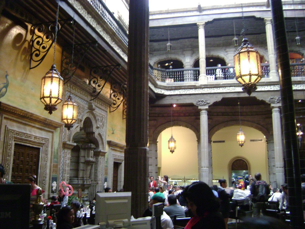 Casa de los azulejos ciudad de m xico mexico city m xico for Casa de los azulejos ciudad de mexico