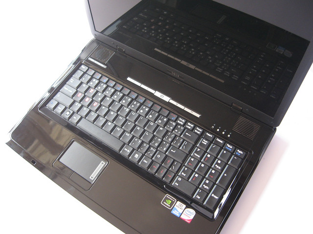 Drivers for MSI GX700 Notebook
