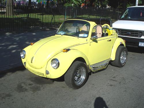 Bushwick Baja Bug | homemade convertible full of homemade ...