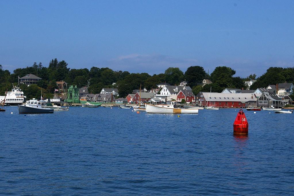 New Haven Island Maine